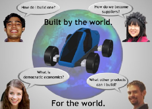 WorldKar - Built by the world, for the world!