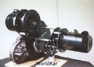 WorldKar High Efficiency Drivetrain