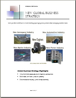 New Global Business Strategy by WorldKar Corporation