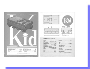 KID vehicle brochure